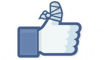 Usuarios detectan fallas en Facebook e Instagram