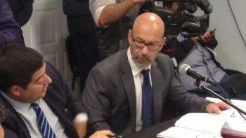 Piñeda se declaró incompetente para definir la probation de los imputados