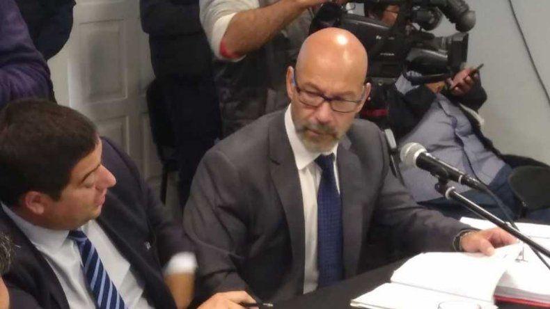 El juez Piñeda comunicó que a él no le corresponde resolver el nuevo entuerto.