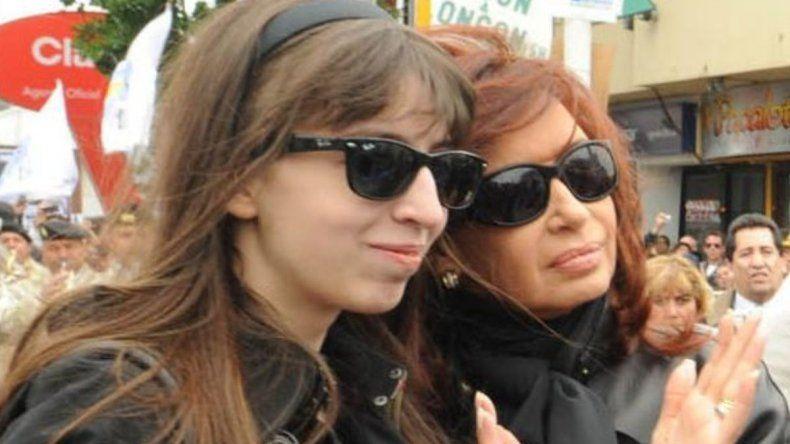 Cristina  viajó a Cuba para ver a su hija, quien tiene severos problemas de salud