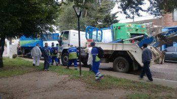 Mañana se verá afectado el servicio de recolección por asamblea de Camioneros