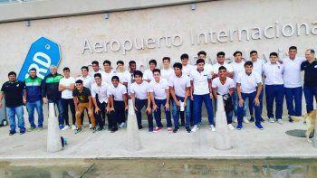 los juveniles de la ura arrancan el  argentino frente a jujuy y san luis
