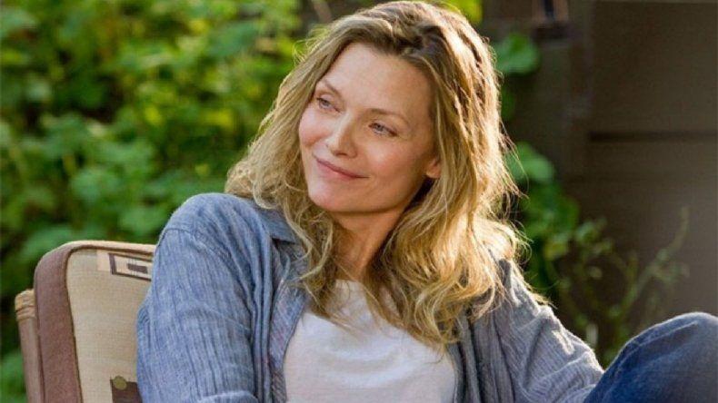 Michelle Pfeiffer enamorada de la Patagonia