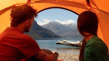 influencers llegan a chubut para promocionar atractivos turisticos