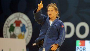Pareto logró la presea de oro en el Grand Slam de Ekaterinburgo.