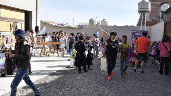 Durante hoy y mañana se realizará una Feria de Artesanos en el Centro Cultural y una Feria de Diseño en el Centro Cultural de Kilómetro 8.