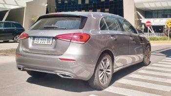 mercedes-benz clase a200 progressive: evolucion con elegancia premium