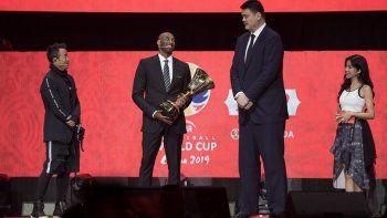 Se realizó ayer el sorteo en Shenzhen para el Mundial de China 2019.