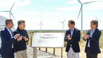 Tarrío: la energía eólica no deja nada en Chubut