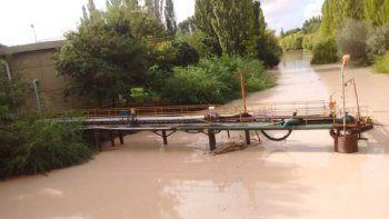 manana se restableceria el servicio de agua en el valle