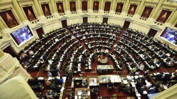 el congreso retoma actividades: proyecto anti barras y extincion de dominio