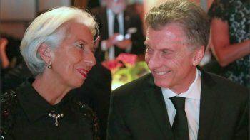 el fmi aprobo revision del acuerdo pero pide mas ajuste