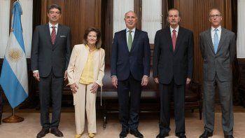 la corte suprema de la nacion otorgo ayuda al juez ramos padilla