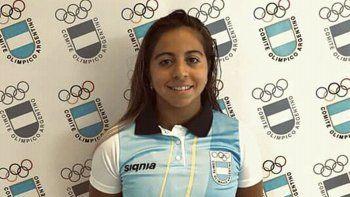 La triatleta comodorense Moira Miranda se prepara para el Sudamericano de Montevideo y el Argentino de Formosa.