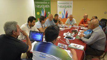 Se realizó ayer la primera reunión Ordinaria del Comité General.