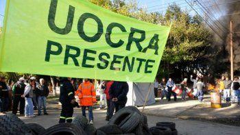 UOCRA demanda regularización de subsidios para desocupados