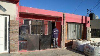 Allanamiento en una casa del San Cayetano por un robo domiciliario