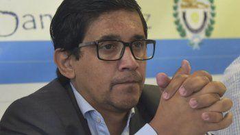 El presidente del Concejo, Javier Aybar, negó el pedido de convocatoria a sesión extraordinaria, para evitar que Rubén Martínez sea separado del cargo.