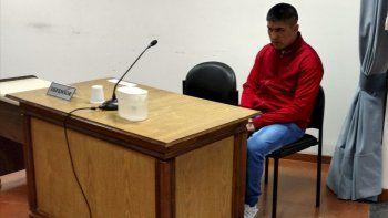Maximiliano Nehiual está imputado en la causa y cumple prisión preventiva.