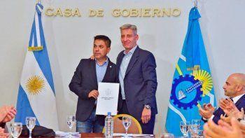 El Gobierno de Chubut saldó una deuda histórica con los Bomberos