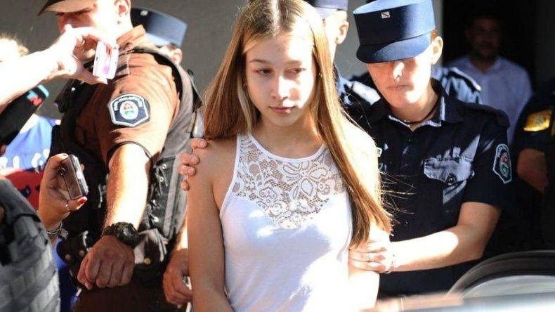 Nahir Galarza se defendió ante el presunto intento de fuga: era una joda