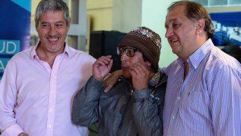Entregaron 26 pares de lentes en el marco del programa municipal Mirándonos.