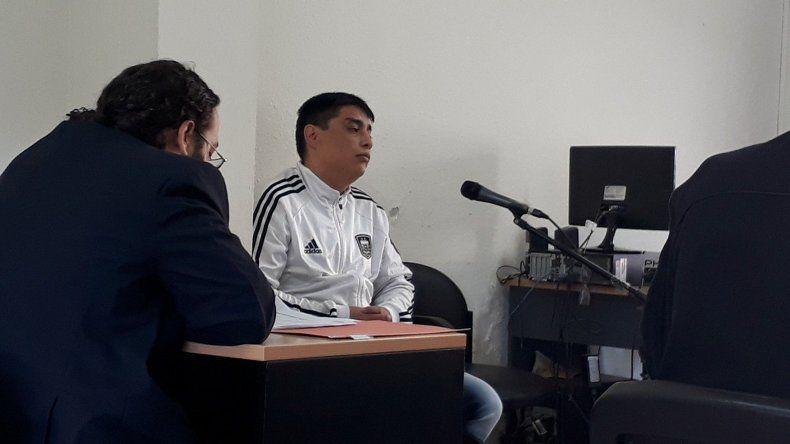 Claudio Huilipan continuará detenido.
