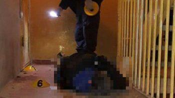 asesinaron a balazos a un hombre en las 1008 viviendas