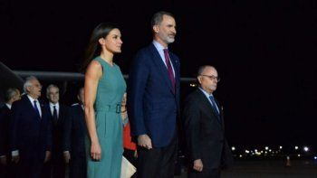 ¿que actividades haran los reyes de espana en argentina?