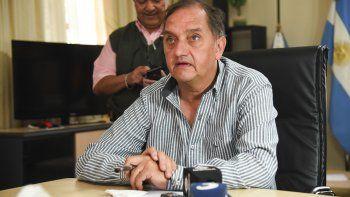 Linares resaltó la inversión de 43 millones de pesos que se destinó al tendido eléctrico para 3320 vecinos.