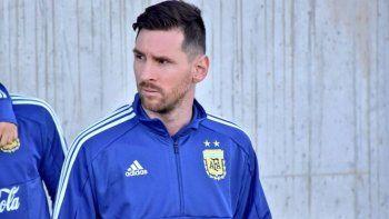 Messi se enojó y mostró su faceta más desconocida