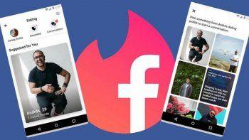 ¿Facebook competirá con Tinder?