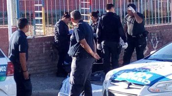 Nicolás Usqueda recibió el disparo adentro de la panadería y cayó muerto frente a un jardín de infantes.