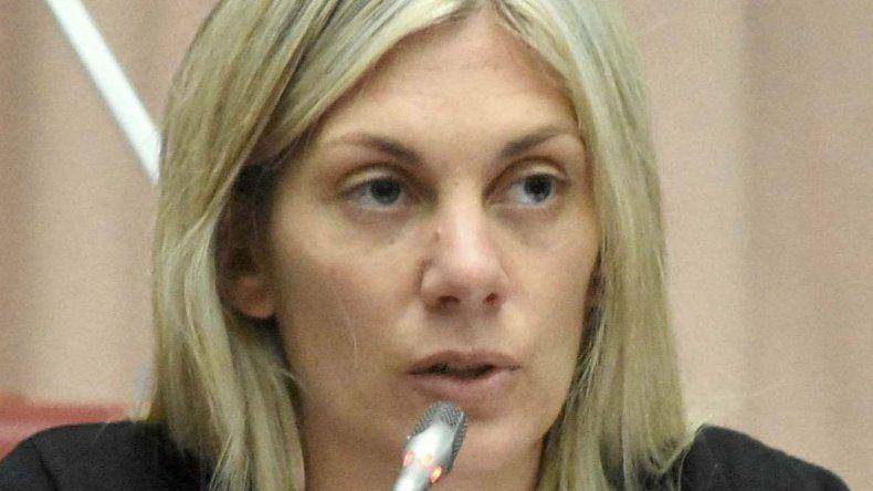 Florencia Papaiani.