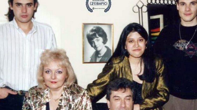 En Familia los actores son los propios Castro