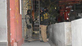 Desbaratan banda narco que operaba en Caleta Olivia