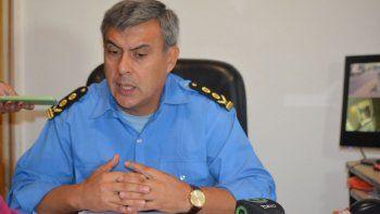 Ricardo Cerda, fue confirmado como jefe de la Unidad Regional de Comodoro Rivadavia.