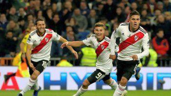 River se clasificó a la Copa Libertadores 2020