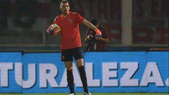 Armani podría volver ante Alianza Lima