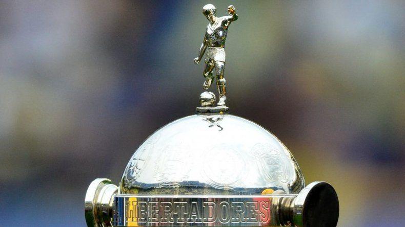 Los seis argentinos de la Libertadores juegan esta semana