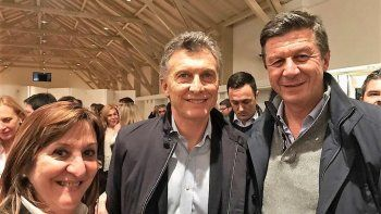 Gustavo Menna sintió en las urnas lo que piensan los chubutenses de las políticas de Macri.