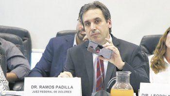 Ramos Padilla defendió la investigación sobre la red de espionaje ilegal