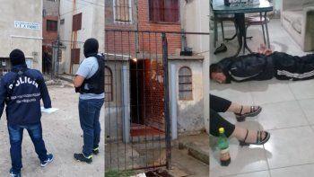 Allanamiento por robo armado en un comercio