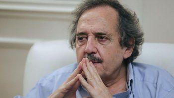 Alfonsín pide dejar en paz a Florencia Kirchner