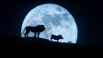 estrenaron nuevo trailer de el rey leon