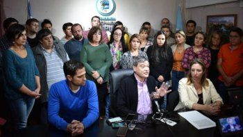 Quieren proscribir a un intendente por haber sido funcionario de la dictadura