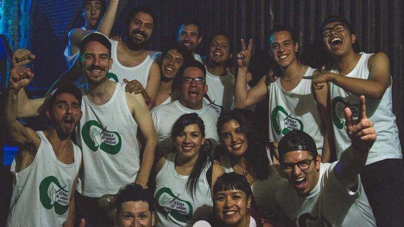Dios te salve vecina será encargado de cerrar la Jornada Cultural que realizará el domingo la Casa de la Amistad Cubana Argentina.