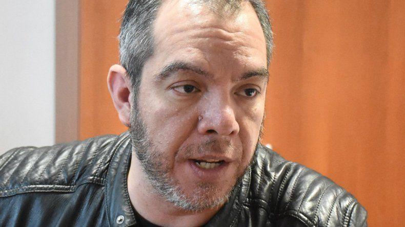 José Grazzini participa del recuento definitivo de votos como integrante del Tribunal Electoral.
