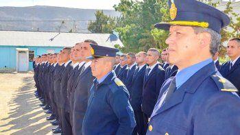 Más de 1.300 aspirantes comenzaron con su etapa de formación en la Policía del Chubut