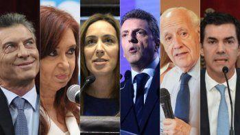 Cuenta regresiva para los 60 días que definirán el tablero electoral